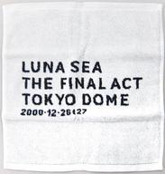 LUNA SEA ハンドタオル 「LUNA SEA THE FINAL ACT TOKYO DOME」