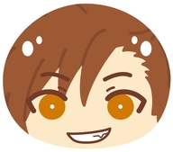 橘志狼 「アイドルマスター SideM おまんじゅうにぎにぎマスコット4」