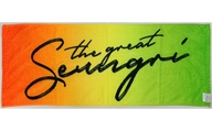 V.I(from BIGBANG) スポーツタオル 「SEUNGRI 2018 1ST SOLO TOUR [THE GREAT SEUNGRI] IN JAPAN」