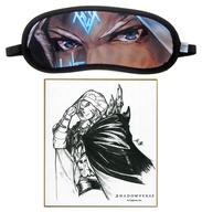 ユアンオリジナルセット(アイマスク&ミニ色紙) 「Shadowverse」