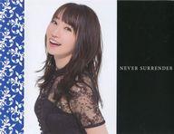 水樹奈々 スリーブケース 「CD NEVER SURRENDER/WONDER QUEST EP」 とらのあな連動購入特典