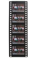 乃木坂46(7人/歩行) 映画フィルム風しおり 「Blu-ray/DVD 映画『あさひなぐ』」 先着予約購入特典