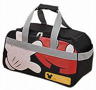 ミッキー(ブラック) おっきいトラベルバッグ 「ディズニー」