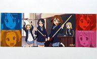 唯・澪・律・紬 (ほうき) 「けいおん! スティックポスター」