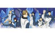 [単品] 氷帝メンバー集合 オリジナルポスター 「テニスの王子様 完全版Season3 スペシャル企画」 応募者全員サービス
