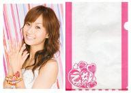 クリアファイル付ピンナップポスター 004.藤本美貴(モーニング娘。) 「Hello! Project 2007 Winter ~ワンダフルハーツ 乙女Gocoro~」