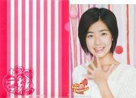 クリアファイル付ピンナップポスター 013.清水佐紀(Berryz工房) 「Hello! Project 2007 Winter ~ワンダフルハーツ 乙女Gocoro~」
