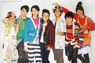 ポスター 関ジャニ∞(カジュアル衣装) 「関ジャニ∞ DOME CONCERT 2009-2010」