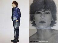 キス顔ポスター(六つ折) 千賀健永(Kis-My-Ft2) 「CD SHE! HER! HER!」 通常盤初回プレス特典