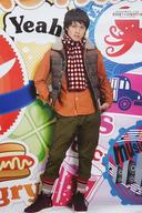 ポスター 丸山隆平 「KANJANI∞ 五大ドームTOUR EIGHT×EIGHTER おもんなかったらドームすいません」