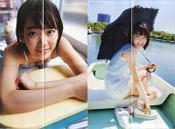 B3リバーシブルポスター(四つ折) Type.B 宮脇咲良 「宮脇咲良ファースト写真集『さくら』」 特別付録