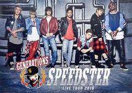 "B2ポスター GENERATIONS 「GENERATIONS LIVE TOUR 2016 ""SPEEDSTER""」"