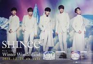 B2販促ポスター SHINee 「CD Winter Wonderland」