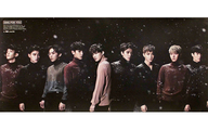 ポスター EXO(背景:黒) 「CD Winter Special Album 『Sing For You』」 特典