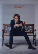 A3クリアポスター 宮野真守 「CD MAMORU MIYANO presents M&M THE BEST」 とらのあな購入特典