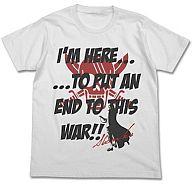 ワンピース シャンクス終戦Tシャツ ホワイト サイズM