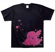 FORTUNE ARTERIAL 千堂瑛里華 オリジナルTシャツ ブラック フリーサイズ 「C78 オーガスト/ARIA  夏コミセット2010」
