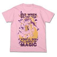 クリィミーマミTシャツ ピンク L 「魔法の天使クリィミーマミ」