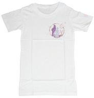 土方&斎藤(シルエット) Tシャツ ホワイト 女性用フリーサイズ 「薄桜鬼」