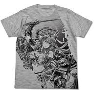 甲斐姫 Tシャツ ヘザーグレー M 「戦国大戦」