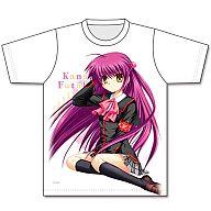 B:二木佳奈多 ハイグレードTシャツ フリーサイズ 「リトルバスターズ!エクスタシー」