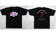 水樹奈々 Tシャツ ブラック Lサイズ 「NANA MIZUKI LIVE DIAMOND 2009」