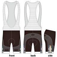 アイドルマスター レーシングパンツ(肩紐付き) XLサイズ