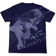 腰越マキ Tシャツ ネイビー XLサイズ 「辻堂さんの純愛ロード」