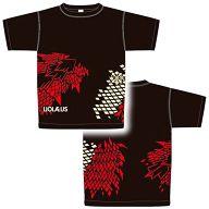 リオレウス 火竜のTシャツ XLサイズ ブラック 「モンスターハンター」