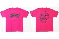 水樹奈々 会場限定Tシャツ ピンク Lサイズ 「NANA MIZUKI LIVE DIAMOND 2009」
