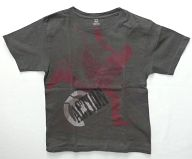 """B'z Tシャツ グレー XSサイズ 「B'z LIVE-GYM 2008 """"ACTION""""」"""