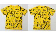 玉井詩織 イニシャル盛りTシャツ イエロー Sサイズ 「ももいろクリスマス2011 さいたまスーパーアリーナ大会」