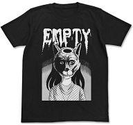 若草いずみ(仮面) Tシャツ ブラック Lサイズ 「洗礼」
