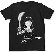 上原さくら(蝋燭) Tシャツ ブラック Lサイズ 「洗礼」