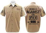 死んだ世界戦線 ワークシャツ ベージュ Lサイズ 「Angel Beats!」