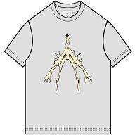 ミギー Tシャツ グレー Mサイズ 「寄生獣」