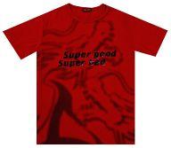 山下智久 Tシャツ レッド 「TOMOHISA YAMASHITA ASIA TOUR 2011 Super good Super bad」