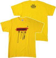 OLDCODEX Tシャツ イエロー Sサイズ 「Original Entertainment Paradise-おれパラ- 2011 ~常・照・継・光~」