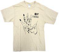 桜井玲香 ラブコラボTシャツ ベージュ Mサイズ 「乃木坂46×B.L.T.(2013年)」