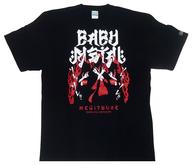 BABYMETAL メギツネTシャツ ブラック XLサイズ