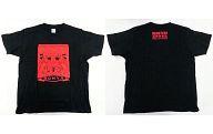 [単品] Wanted! OBAKA dead or alive Tシャツ ブラック XLサイズ 「キルミーベイベー キャラクターソングCD『ソーニャ』 きゃにめ.jp限定Tシャツ付きDXセット」 同梱品