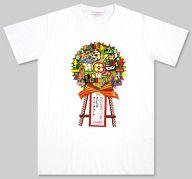 ももいろクローバーZ Tシャツ ホワイト Mサイズ 「ももいろクリスマス2011 さいたまスーパーアリーナ大会」