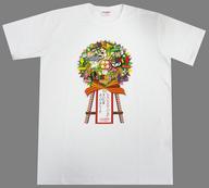 ももいろクローバーZ Tシャツ ホワイト Lサイズ 「ももいろクリスマス2011 さいたまスーパーアリーナ大会」