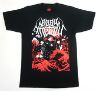 BABYMETAL The land of the Rising Sun tour COMPLETED Tシャツ ブラック Mサイズ 「BABYMETAL WORLD TOUR 2015 in JAPAN - THE FINAL CHAPTER OF TRILOGY -」