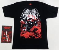 BABYMETAL The land of the Rising Sun tour COMPLETED Tシャツ ブラック Lサイズ 「BABYMETAL WORLD TOUR 2015 in JAPAN - THE FINAL CHAPTER OF TRILOGY -」