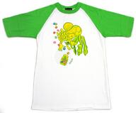 "Mr.Children Tシャツ(A) ホワイト×グリーン Mサイズ 「Mr.Children Concert Tour '99 ""DISCOVERY""」"