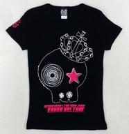 GRANRODEO Tシャツ ブラック レディースSサイズ 「GRANRODEO LIVE TOUR 2008 RODEO DELIGHT」