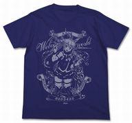 水の女神アクア Tシャツ ナイトブルー XLサイズ 「この素晴らしい世界に祝福を!」