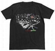 爆裂魔法(エクスプロージョン) Tシャツ ブラック XLサイズ 「この素晴らしい世界に祝福を!」