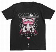 クラリオン オープン!Tシャツ ブラック Mサイズ 「紅殻のパンドラ -GHOST URN-」